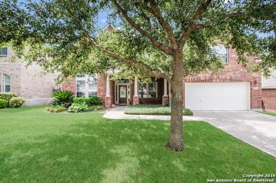 San Antonio Single Family Home For Sale: 24814 White Creek