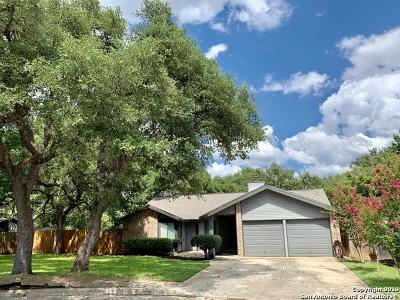San Antonio Single Family Home Active Option: 9014 Tintagel St