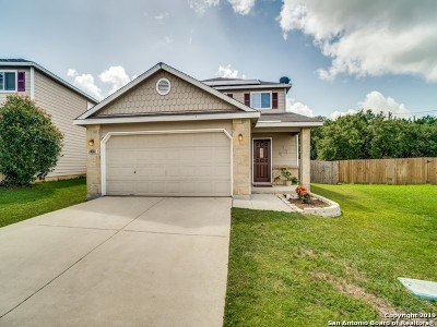 Single Family Home For Sale: 24902 Orchard Acres