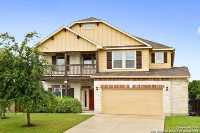 Schertz Single Family Home Price Change: 4707 Creekwood St