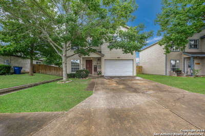 New Braunfels Single Family Home For Sale: 1932 Logans Pass