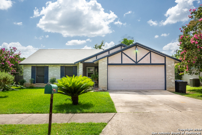 Braun Station Single Family Home For Sale: 8551 Pendragon St