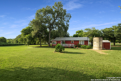 San Antonio Farm & Ranch For Sale: 22139 Mathis Rd