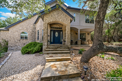 Boerne Single Family Home Active Option: 114 Lake View Dr