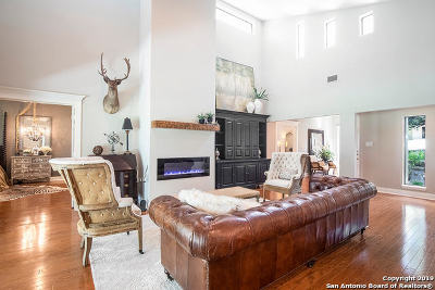Boerne Single Family Home Active RFR: 7705 Timber Top Dr