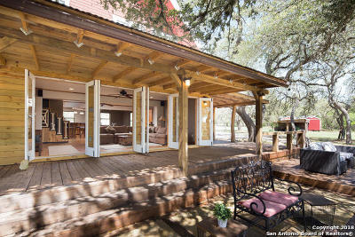 Wimberley Single Family Home Back on Market: 515 Wimberley Oaks Dr