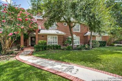 San Antonio Single Family Home For Sale: 27 Sherborne Wood
