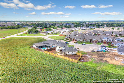 New Braunfels Single Family Home For Sale: 1222 Gruene Estate