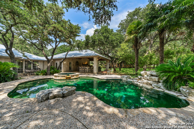 Boerne Single Family Home For Sale: 29242 Enchanted Glen