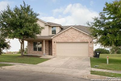 Schertz Single Family Home For Sale: 5700 Pelican Hills