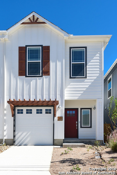 Single Family Home For Sale: 7934 Teak #105
