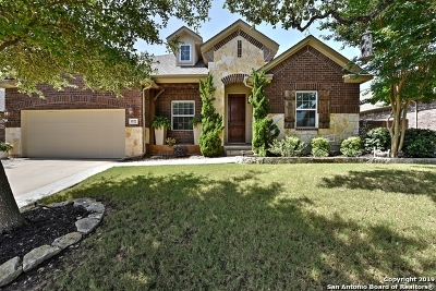 San Antonio TX Single Family Home Price Change: $427,000