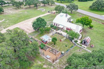 Boerne Single Family Home For Sale: 772 Rio Colorado