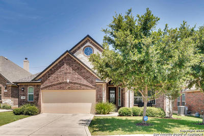 Helotes Single Family Home For Sale: 13406 Windmill Trace