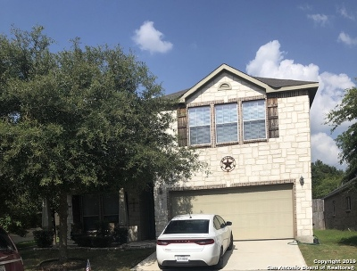 Boerne Single Family Home For Sale: 26122 Presidio Clf