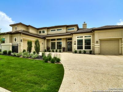 San Antonio TX Single Family Home For Sale: $1,049,000