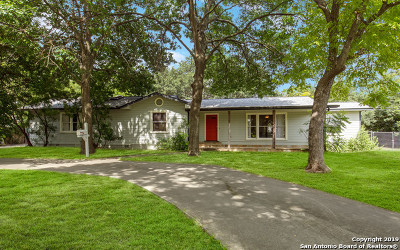 Single Family Home For Sale: 7215 Vandiver Rd