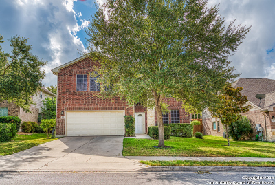 Schertz Single Family Home For Sale: 1016 Oak Ridge