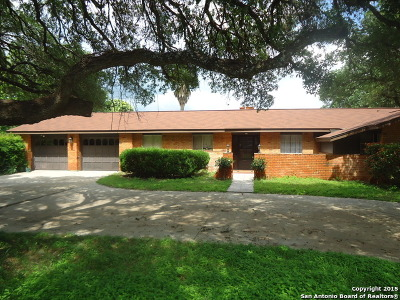 Universal City Single Family Home For Sale: 1232 Cibolo Trl