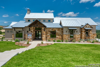 San Antonio Single Family Home For Sale: 23311 Henness Pass
