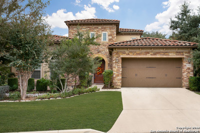 San Antonio Single Family Home Back on Market: 22614 Viajes