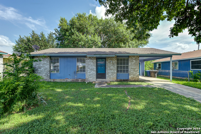 San Antonio Single Family Home Back on Market: 5602 Brookhill St