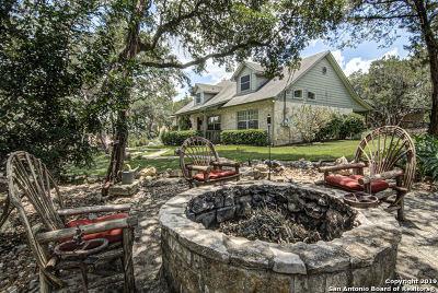 Bulverde Single Family Home Active Option: 31511 Bulverde Hills Dr