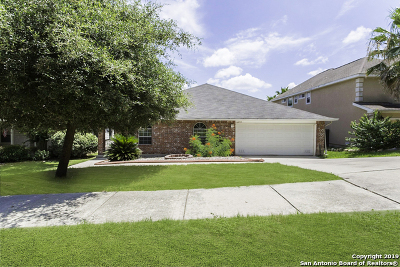 San Antonio TX Single Family Home For Sale: $329,990