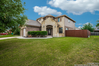 Converse, Live Oak, Selma Single Family Home Active Option: 13419 Ronan