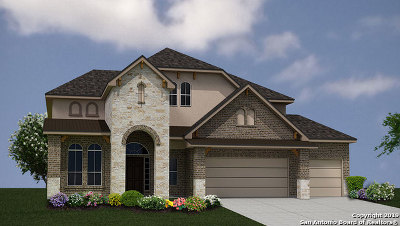 Boerne Single Family Home Price Change: 27105 Lobelia Dell
