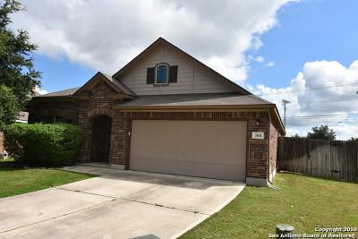Cibolo Single Family Home For Sale: 364 Buckboard Ln