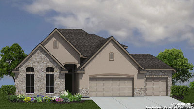 Boerne Single Family Home Price Change: 8202 Claret Cup Way