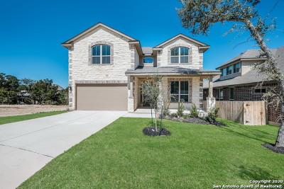 Boerne Single Family Home Price Change: 8235 Scarlet Guara