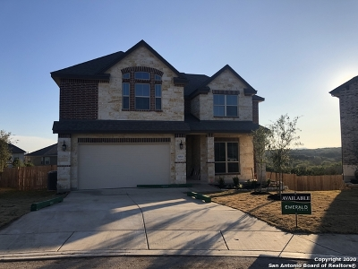 Boerne Single Family Home For Sale: 8318 Narcissus Path