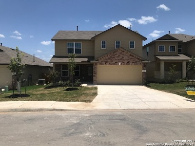 San Antonio TX Single Family Home Back on Market: $252,000