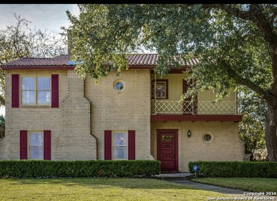 Single Family Home For Sale: 2112 W Gramercy Pl