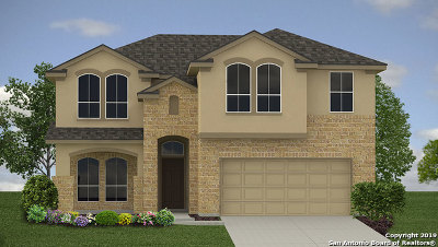 Valley Ranch - Bexar County Single Family Home For Sale: 13603 Lindale Springs