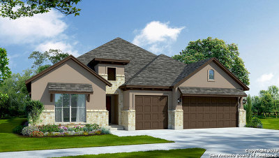 Cibolo Single Family Home For Sale: 109 Waterford