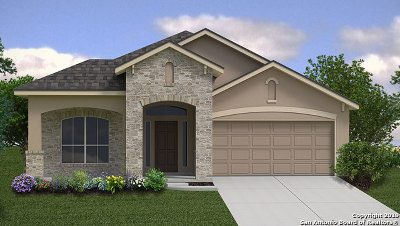 Cibolo Single Family Home Price Change: 332 Swift Move