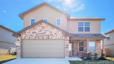 Cibolo Single Family Home Price Change: 428 Salt Fork