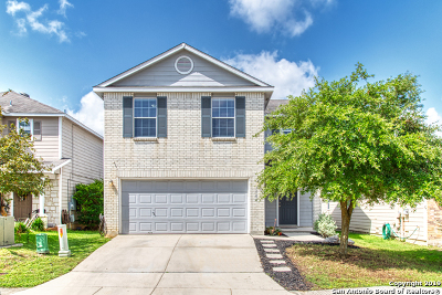 Single Family Home For Sale: 3506 Sabinal Maple