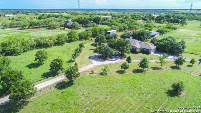 Guadalupe County Single Family Home For Sale: 2614 Fm 775