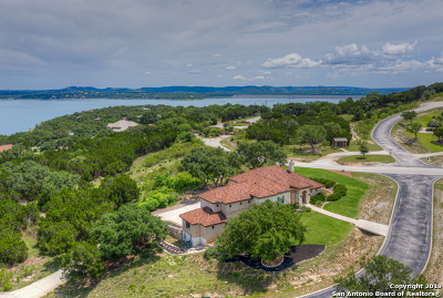 Canyon Lake Single Family Home Back on Market: 1010 El Capitan Trail