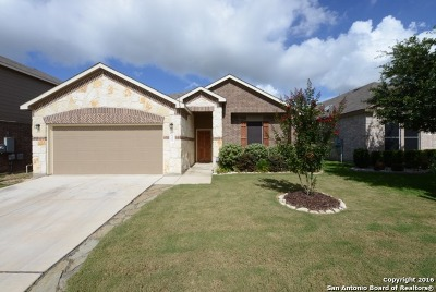 Boerne Single Family Home For Sale: 26207 Presidio Mesa