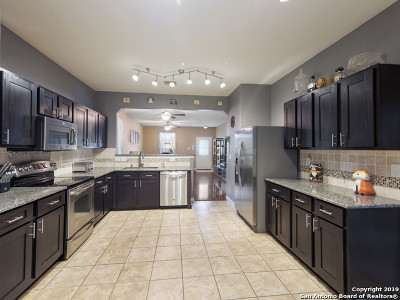 Selma Single Family Home Active Option: 129 Stampede Rnch
