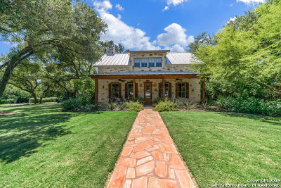 Boerne Single Family Home For Sale: 430 Frey St