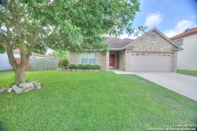 New Braunfels Single Family Home Active Option: 1110 Stone Arch