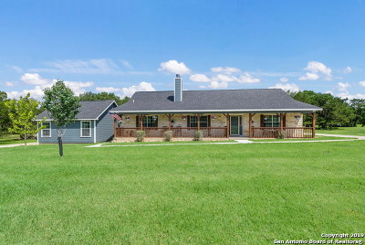 Single Family Home Price Change: 21674 Valley Park Dr