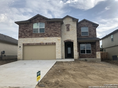 Cibolo Single Family Home For Sale: 413 Swift Move