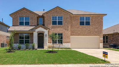 Cibolo Single Family Home For Sale: 312 Minerals Way